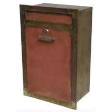 Copper Locking Box