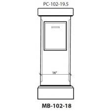 Mailbox 102-18