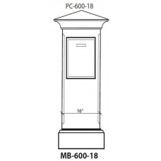 Mailbox 600-18
