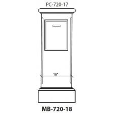 Mailbox 720-18