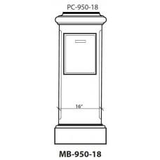 Mailbox 950-18