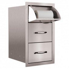 Towel 2-Drawer Combo
